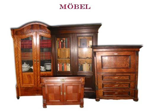 antike Möbel - www.antikundgebraucht.de