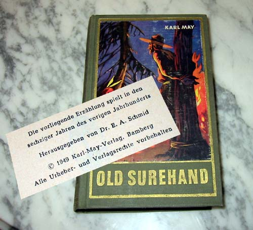 Karl May 14 Old Surehand I 1949
