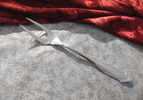 WMF 1700 Bread Fork 90 silverplated
