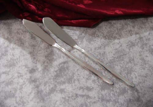 Bruckmann 772 Elegance Butter & Cheese Knife 90 silverplated