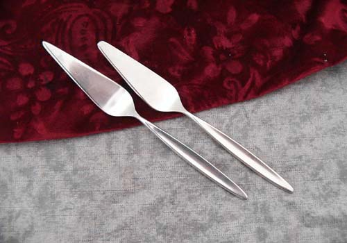 Bruckmann 766 Palace Butter and Cheese Knife 90 silverplated