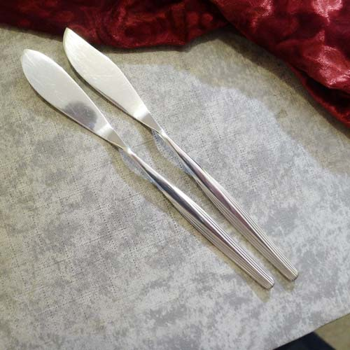 WMF Hannover Butter and Cheese Knife 90 silverplated